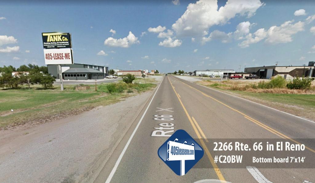 40 El Reno - C20BW