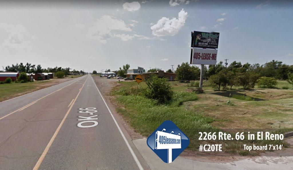 37 El Reno - C20TE